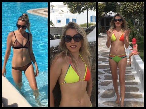 24a404fe5ffa9 Примерка купальников ЧАСТЬ 1. Aliexpress bikini 2015 - YouTube