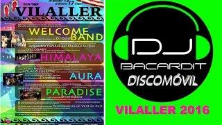 Fiesta mayor dj Bacardit discomóvil - Vilaller 2016 Party ,  Lleida