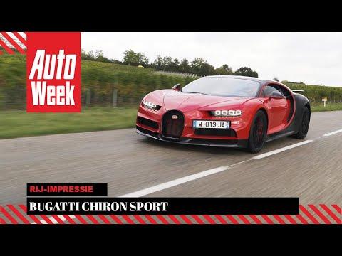 Bugatti Chiron Sport - AutoWeek Review