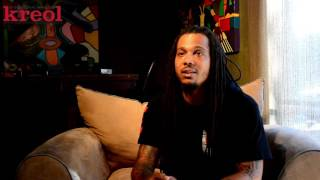 Inteview with Young Rapper, Villaboy JayByrd, Slidel, Louisiana