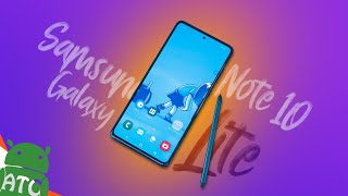 Samsung Galaxy Note 10 Lite Full Review in Bangla | ATC