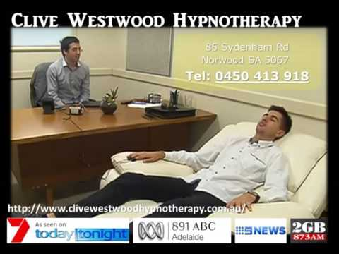 Hypnotherapy Adelaide Study improvement with effects Clive Westwood