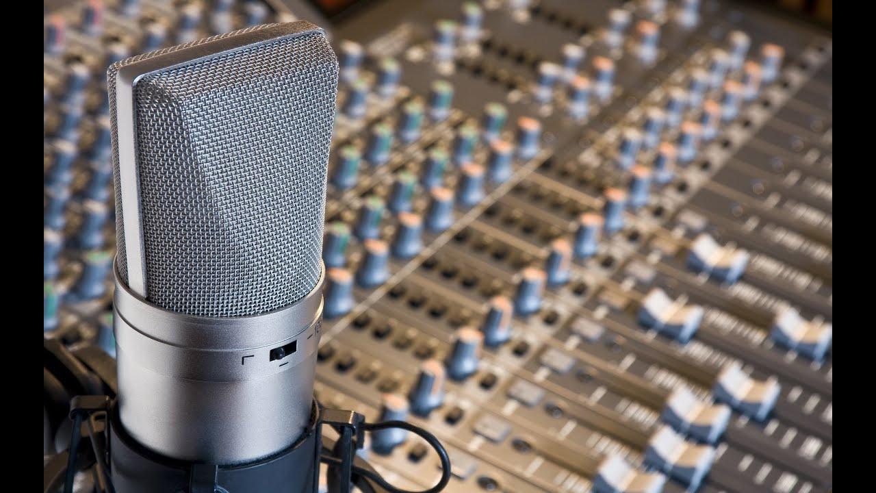 posicionar micrófono