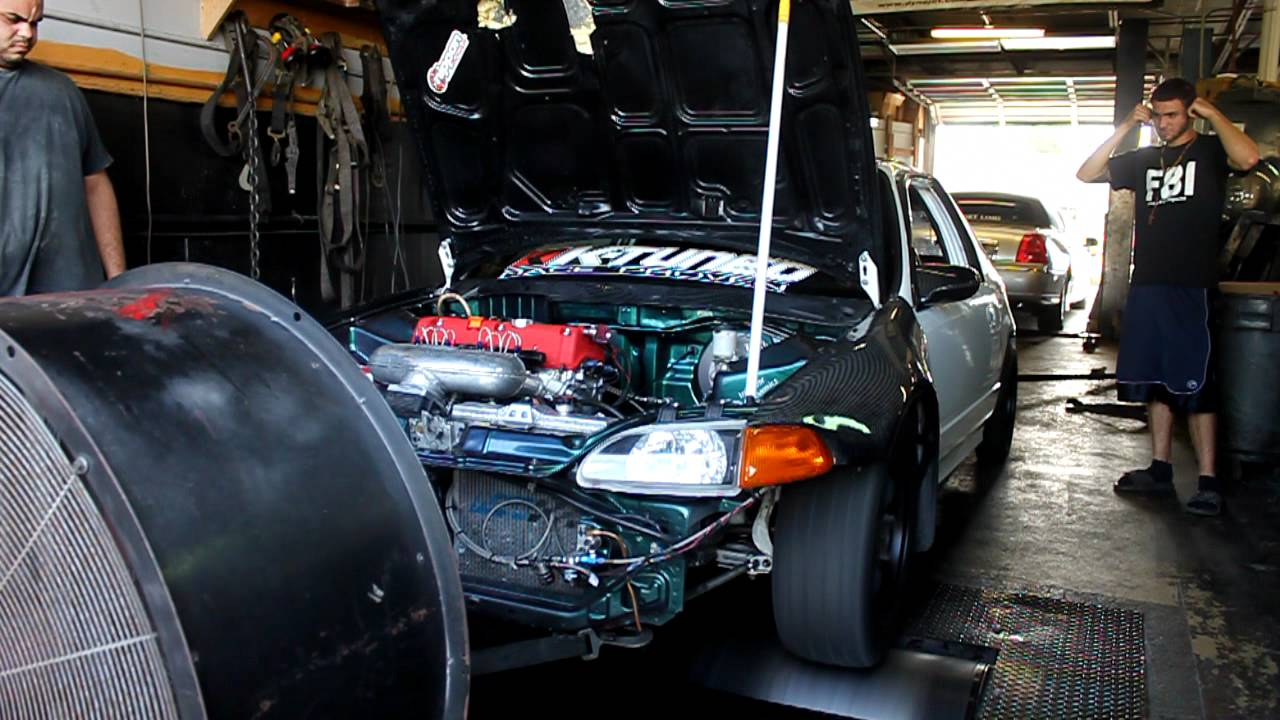 K phonix k24 300 hp all motor civic hatch k tuned 300 hp motor
