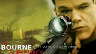 Moby - Extreme Ways (The Bourne Identity & The Bourne Supremacy soundtracks By Oferigheline)