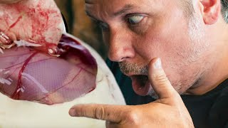CUTTING SNAKE EGGS AND FOUND A PURPLE SNAKE! FOR REAL!! | BRIAN BARCZYK