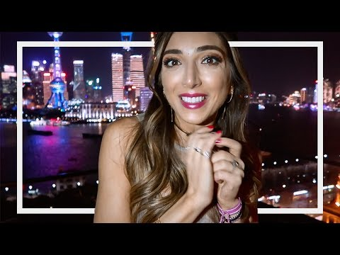 WHAT I DID THIS WEEK - SHANGHAI WITH DIOR & JEWELLERY HAUL