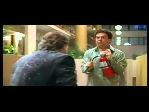 Cedar Rapids: Fire Extinguisher Fight | Film Clip