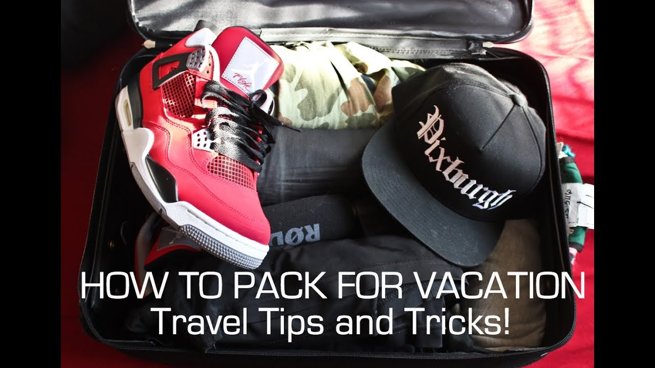 how to pack for travel youtube