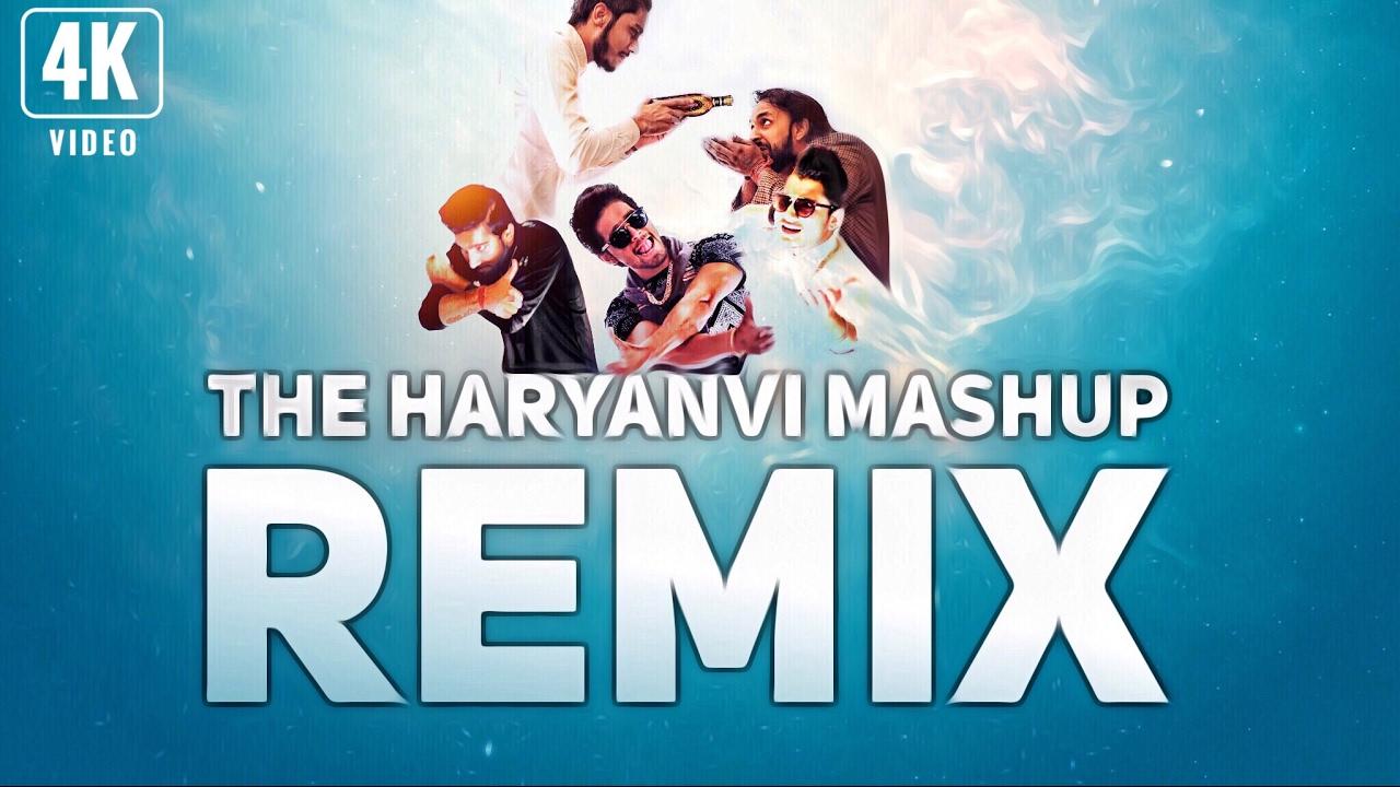 The Haryanvi Mashup (Remix) DJ Song 2017 | DJ Sanjeev Khatana | Lokesh  Gurjar