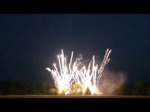 Low Noise Large Pyromusical