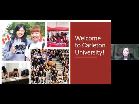 CU At Home Webinar Series: Introducing The International Student Services Office