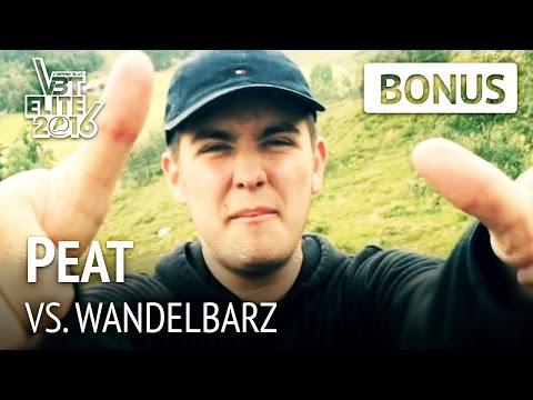 Peat vs. WandelBarZ (feat. T-Jey) | VBT Elite Bonusbattle RR