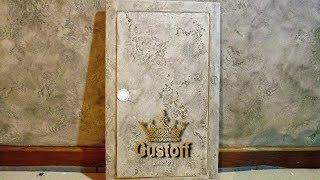 ЛЮК, ЛЮЧЕК, ЩИТОК, ДВЕРЦА - декоративной штукатуркой. LUCK, SHIELD, DOOR - decorative plaster.