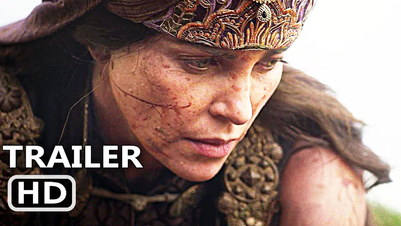 THE OLD GUARD Trailer # 2 (2020) Charlize Theron, Action Movie