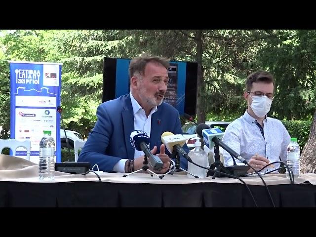 Βασίλης Γάκης - «Ο Καββαδίας …μας ταξιδεύει» - Φεστιβάλ Επταπυργίου 2021 - StellasView.gr