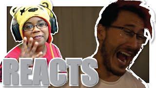 FNAF Musical Night 4 | Feat. Markiplier and NateWantsToBattle | AyChristene Reacts