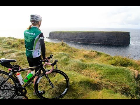 Gorgeous Galway and Clare Coastline along Wild Atlantic Way - Ride Wild 2014