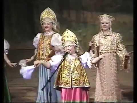 Русские частушки, фольклор RUSSIA