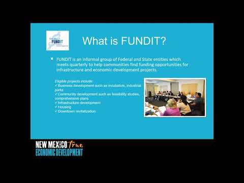 "FUNDIT Webinar Series: ""Exploring Creative Financing Tools for Development Projects"""