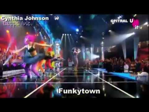 Lipps Inc Funkytown Cynthia Johnson