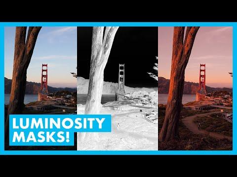 The HIDDEN Power of Luminosity Masks in PHOTOSHOP CC thumbnail
