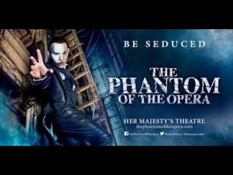 The Phantom of the Opera London Ben Forester 2017