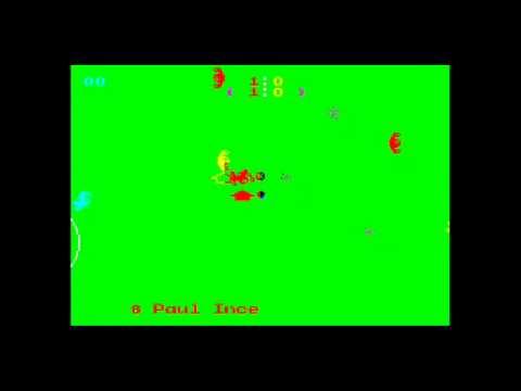Manchester United Europe ZX Spectrum