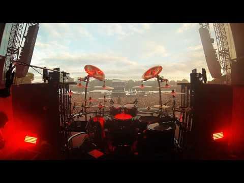 Sven Dirkschneider Drum Cam - Metal Heart (Bang Your Head - Balingen, Germany)