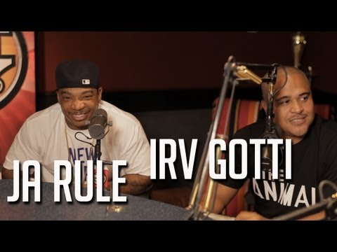 Ja Rule And Irv Gotti Reveal Current Relationship With Ashanti On The Angie Martinez Show Part 4