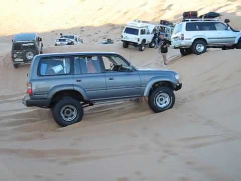 Tunisia Grand Raid 2006 Part 3