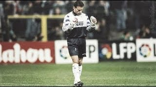 1995-96 . Buyo vs Fc Barcelona (Away)