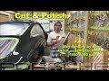 1967 Porsche 911 Video 33 / Cut & Polish  Part -1
