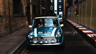 Tour in a Classic Mini Cooper with Red Letter Days