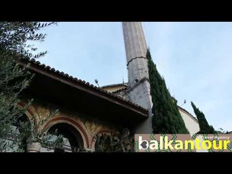 Arnavutluk - Tiran - Ethem Bey Camii