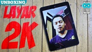 1,5 Jutaan Dapat Tablet Layar Retina 2K? Unboxing iFive Mini 4s