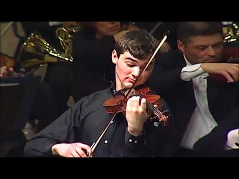 Tchaikovsky Violin Concerto by Nathan Meltzer and the Orques