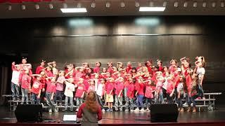 Sonora Elementary 3rd Grade Performance: September 27, 2018