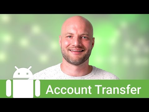 Account Transfer API for Android Apps