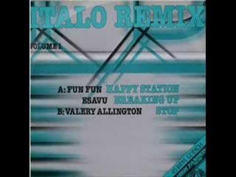Italo Remix Vol 1, Fun Fun Esavu Valery Allington