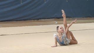 Художественная гимнастика Дети Илюткина Александра Восходящая Звездочка 2018