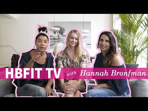 How To Start A Beauty Brand with the Founders of Wander Beauty | HBFIT TV with Hannah Bronfman