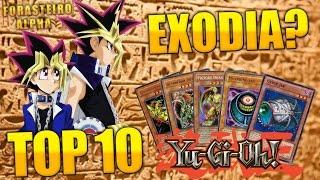 Yu Gi Oh - TOP 10 - AS CARTAS DE EFEITO MAIS PODEROSAS