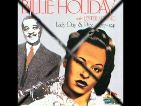 GEORGIA ON MY MIND - BILLIE HOLIDAY & LESTER YOUNG