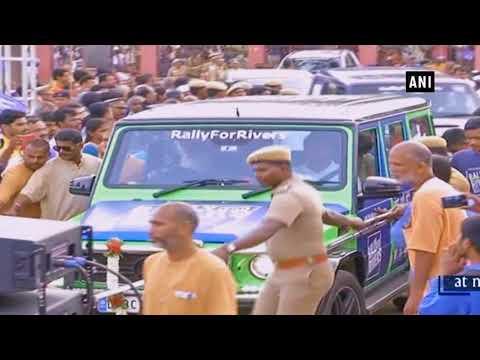 Virender Sehwag, Mithali Raj, Narain Karthikeyan flag off rally to save rivers - ANI News