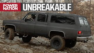 Can We Make This Stock '91 Suburban Unbreakable? - Music City Trucks S1, E1