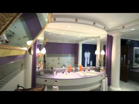 Bathrooms in Burj Al Arab Suites