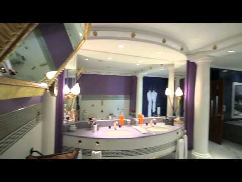 Bathrooms in Burj Al Arab Suites
