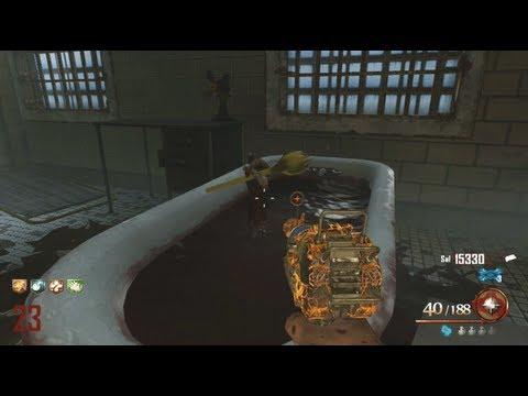 Ultimate Zombie Weapon The Golden Spork - Unlock Guide!