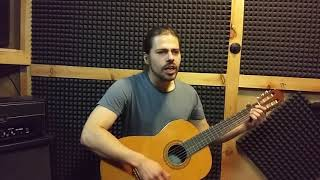 Валерий Митрошин - Точка Невозврата (кавер гр. Ария) 2